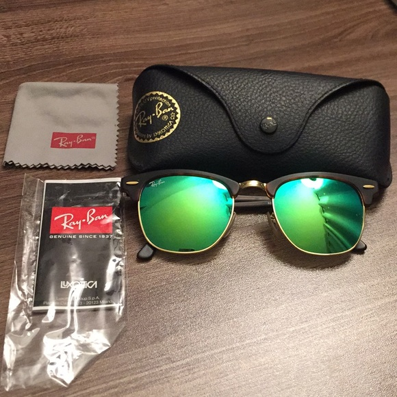 ray ban clubmaster polarized review